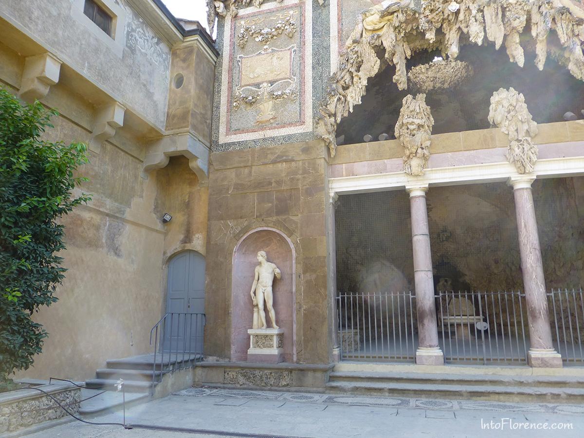 Corridor-Vasari