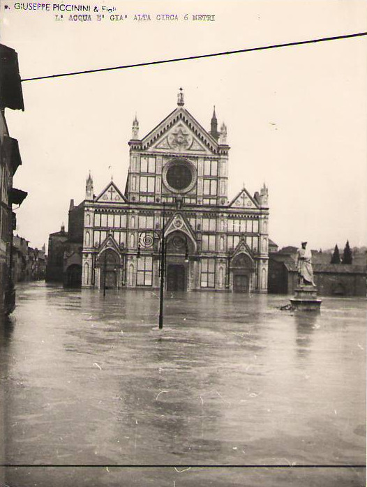 Florence-flood-santa-croce