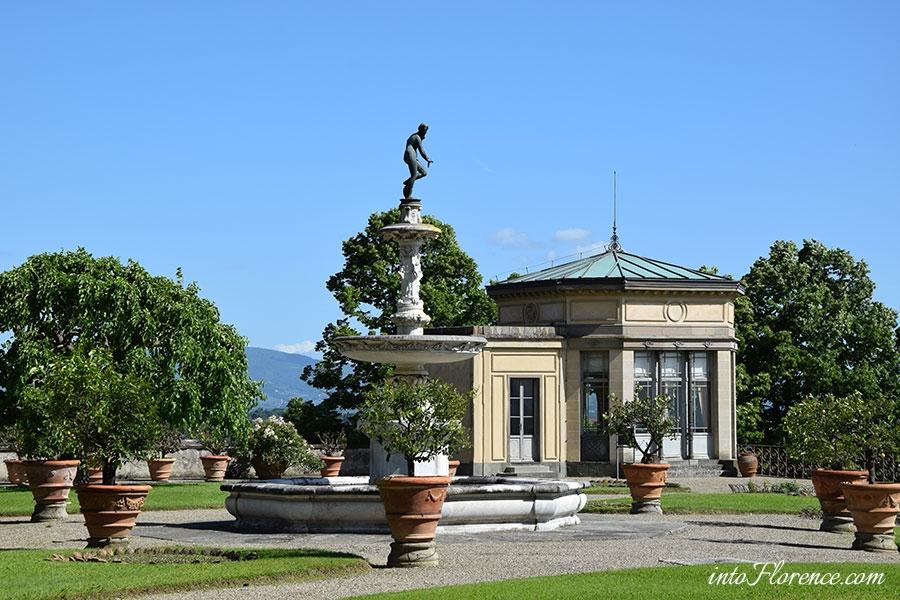 Villa La Petraia