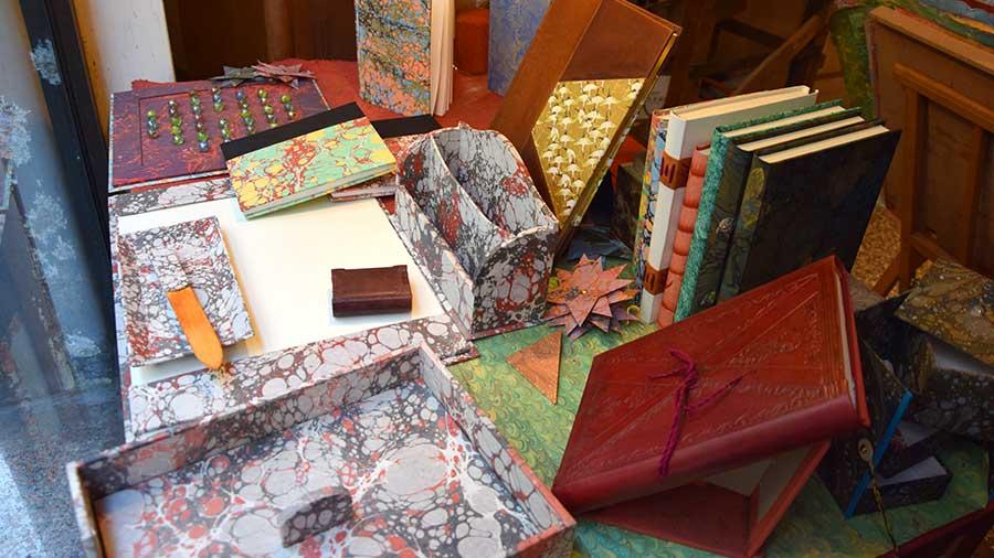 Florentine Marbled Paper