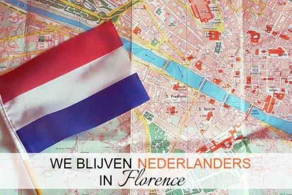 Nederlanders in Florence