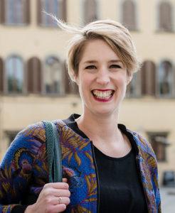 Nederlanders in Florence - Sophie Charlotte