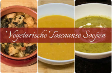 Vegetarische Toscaanse Soepen