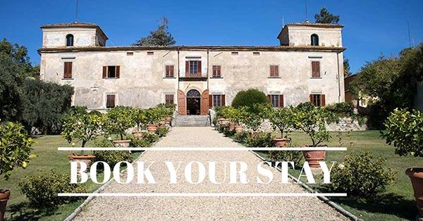 Villa Medicea di Lilliano Book Your Stay